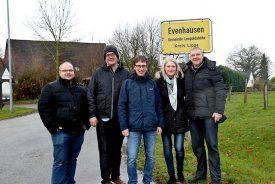 Schnatgang Evenhausen