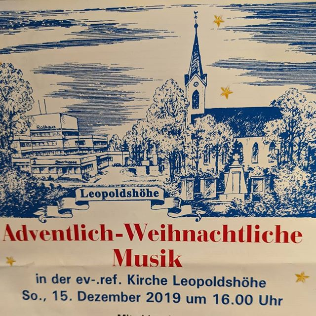 Konzert der Chöre Leopoldshöhe