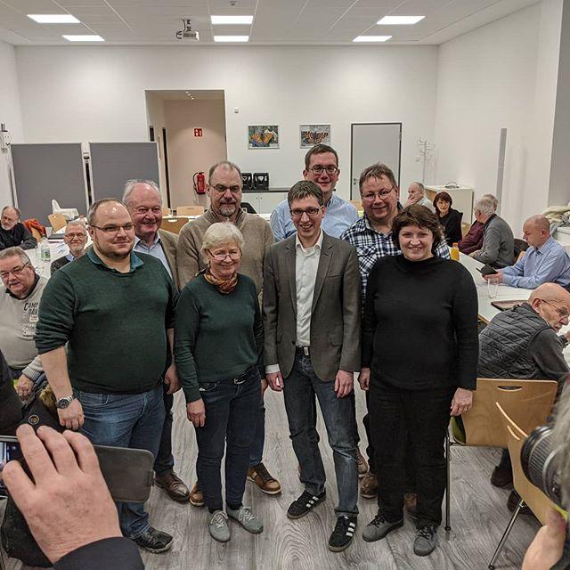 Grüdnung SPD Ortsverein Leopoldshöhe-Süd